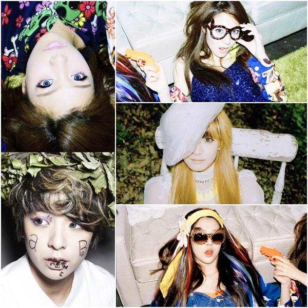 F(x) | Korean Pop Times F(x) Electric Shock Amber